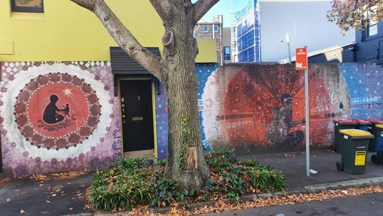 Evans Lane Redfern Street Art Sydney Art Out Live