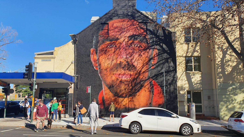 Foveaux Street Surry Hills Street Art Sydney Art Out Live