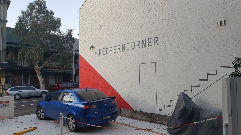 Ivy Lane Redfern Street Art Sydney Art Out Live