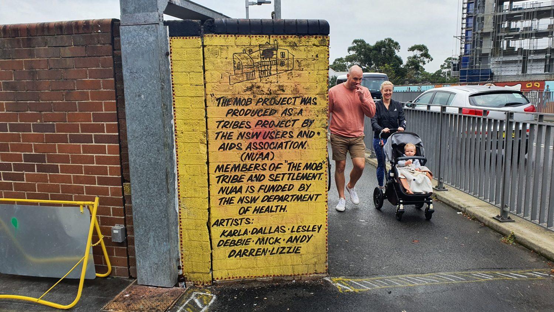 Redfern Station Redfern Street Art Sydney (2) Art Out Live