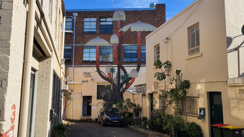 Little Collins Street Surry Hills Street Art Sydney Art Out Live