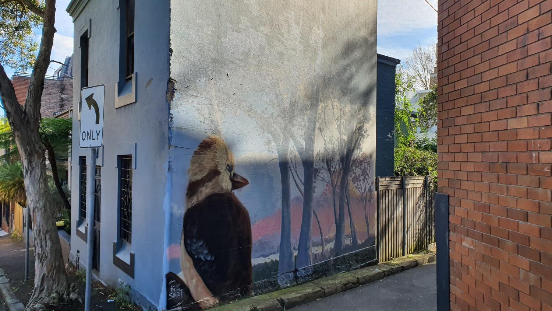 Little Riley Street Surry Hills Street Art Sydney Art Out Live