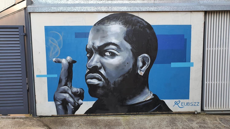 Phillip Lane (North) Newtown Street Art Sydney Art Out Live