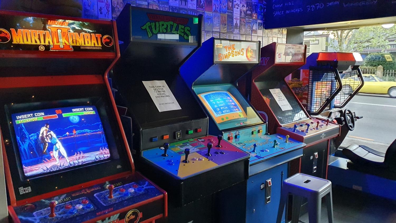 1989 Arcade Bar Newtown Cafes Bars Sydney Art Out Live (1)