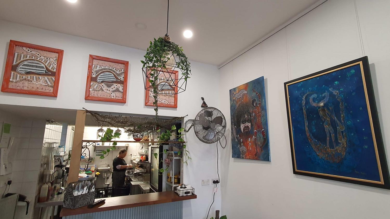 Tin Humpy Redfern Cafes Bars Sydney Art Out Live