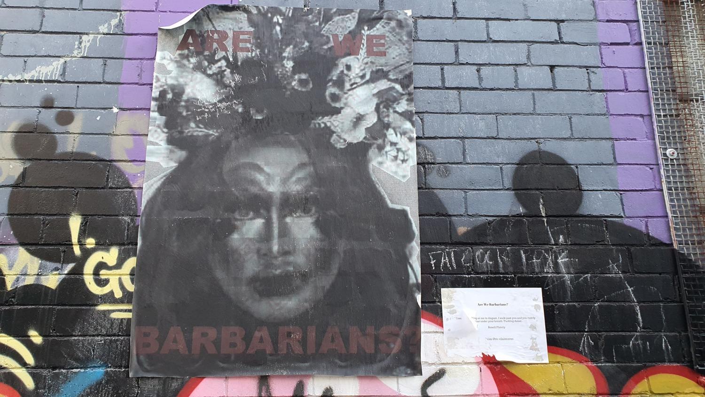 Cope Street (West) Newtown Street Art Sydney Art Out Live (15)