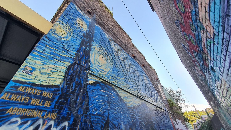 Cope Street (West) Newtown Street Art Sydney Art Out Live (18)