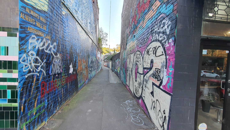 Cope Street (West) Newtown Street Art Sydney Art Out Live (19)