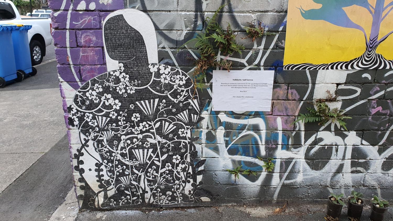 Cope Street (West) Newtown Street Art Sydney Art Out Live (3)