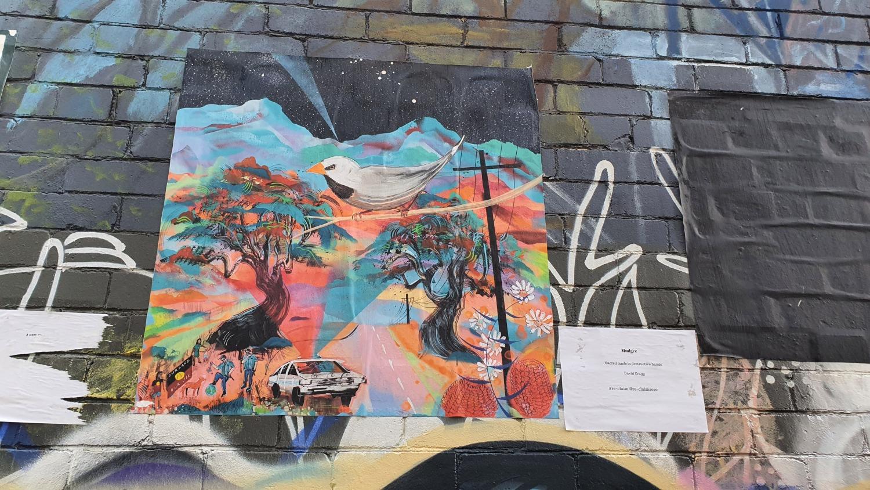 Cope Street (West) Newtown Street Art Sydney Art Out Live (6)