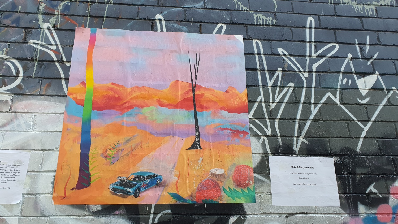 Cope Street (West) Newtown Street Art Sydney Art Out Live (8)