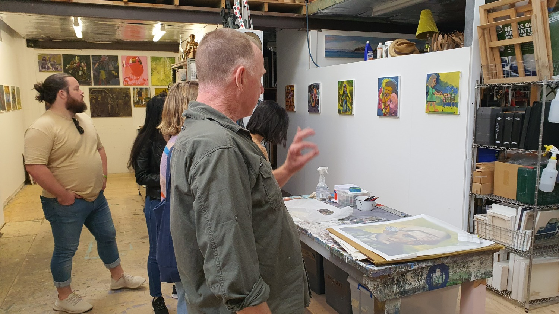 Duckrabbit Redfern Gallery Sydney Art Out Walk September 2020 Art Out Live (5)
