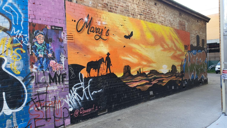 's Newtown Newtown Cafes Bars Sydney Art Out Live (3)