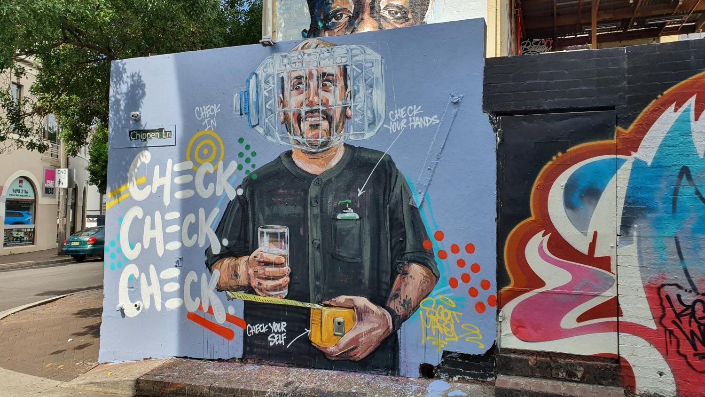 Chippen Lane Chippendale 23 October 2020 Street Art Sydney Art Out Live