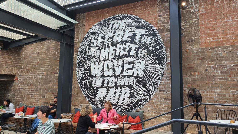 Henry Lee's Redfern Cafes Bars Sydney Art Out Live (1)