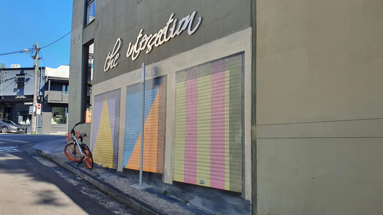 Intersection Wall Paddington Street Art Sydney Art Out Live (4)