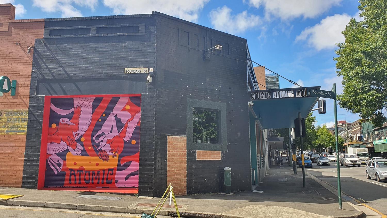 Atomic Beer Project Cafes Bars Redfern Sydney Art Out Live