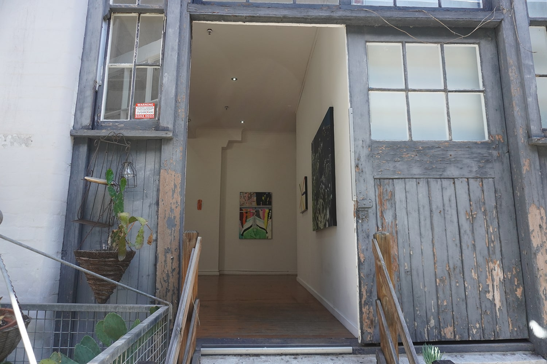 Canteen Gallery Chippendale Sydney Art Out Live December 2020 Spinefoot Kaspar Kagi