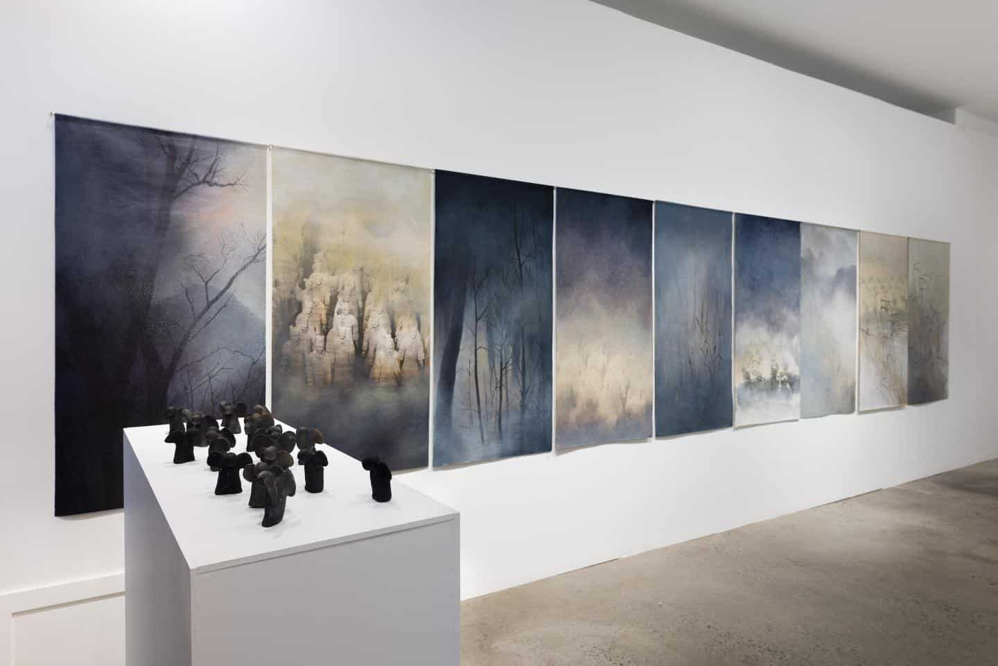 Eden and the Willow Newtown Galleries November 2020 Hanna Kay Shifting Horizons (17) Sydney Art Out Live