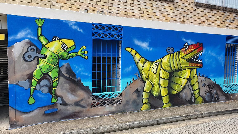 Iona Lane Paddington Street Art Sydney Art Out Live (2)