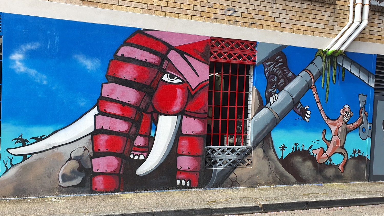 Iona Lane Paddington Street Art Sydney Art Out Live (3)