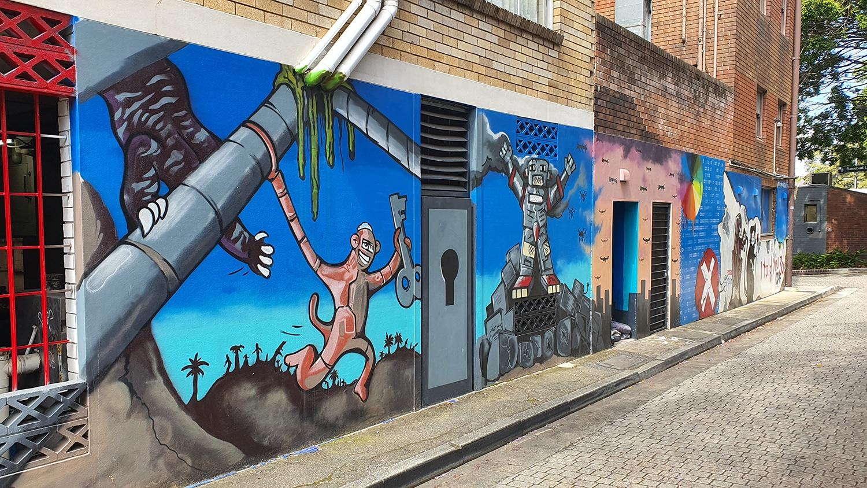 Iona Lane Paddington Street Art Sydney Art Out Live (4)