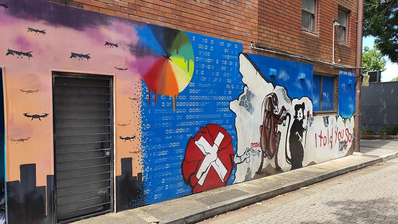 Iona Lane Paddington Street Art Sydney Art Out Live (5)