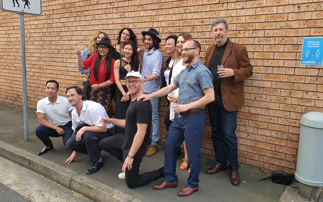 Peach Black's New, Emerging, Chippendale Artists