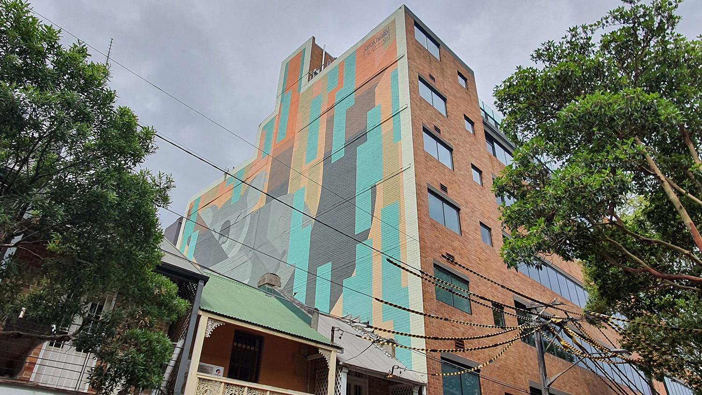 Sophia Street Surry Hills Street Art Sydney Art Out Live