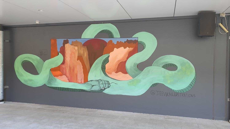 UNSW Art & Design Paddington Landmarks Sydney Art Out Live (4)