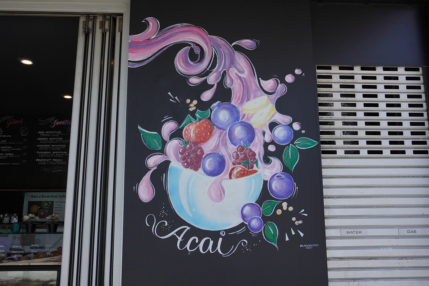Brew Berry Cafe Surry Hills Cafes Bars Sydney Art Out Live (1) Cheryl McLean