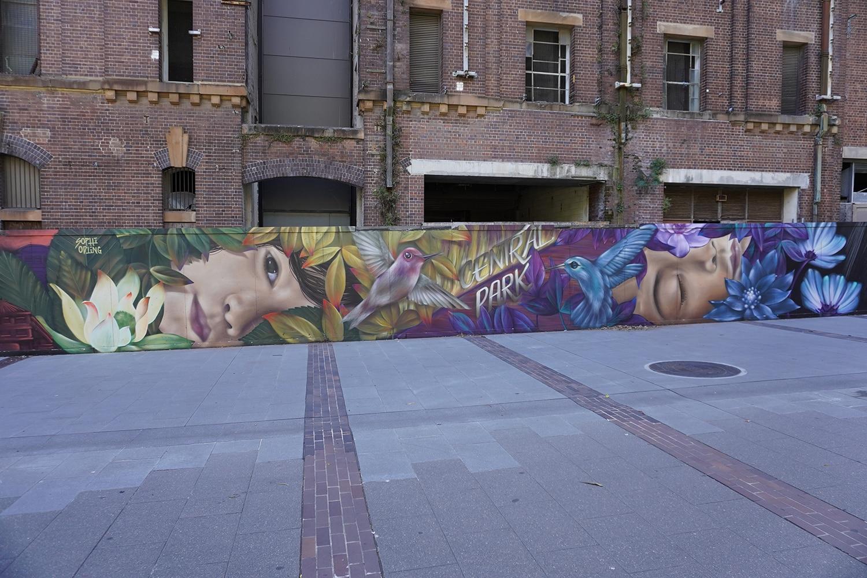 Central Park Chippendale Landmarks Sydney Art Out Live January 2021 (4) Sophi Odling