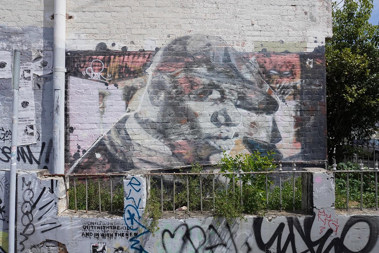 Enmore Lane Enmore Street Art Sydney Art Out Live (2)