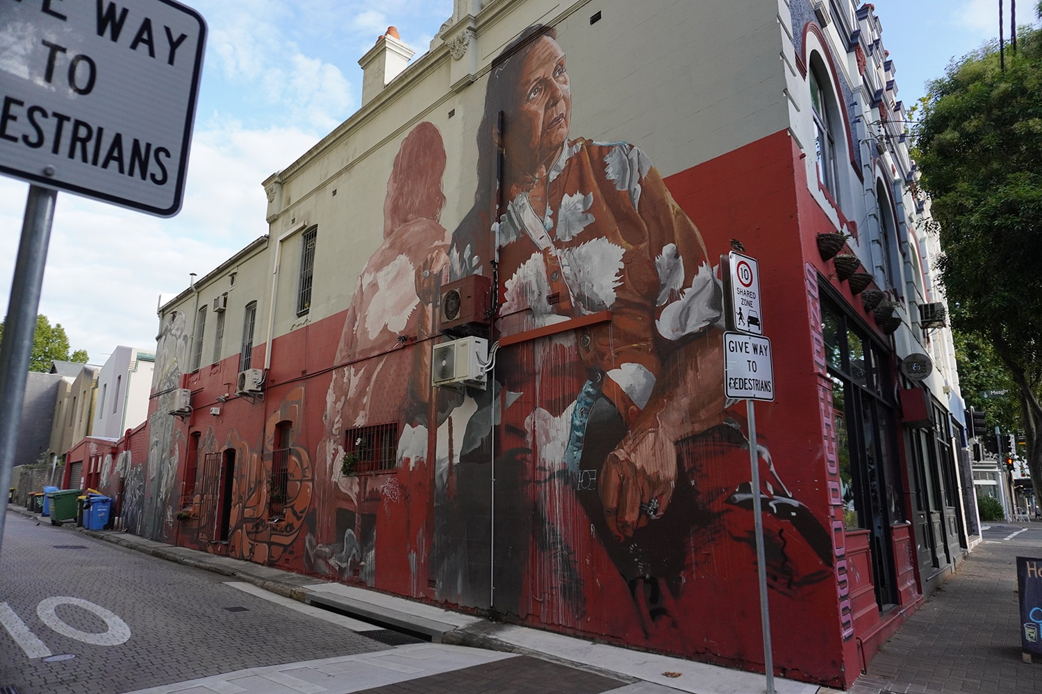 Teggs Lane Chippendale Street Art Sydney Art Out Live January 2021 (2) Fintan Magee