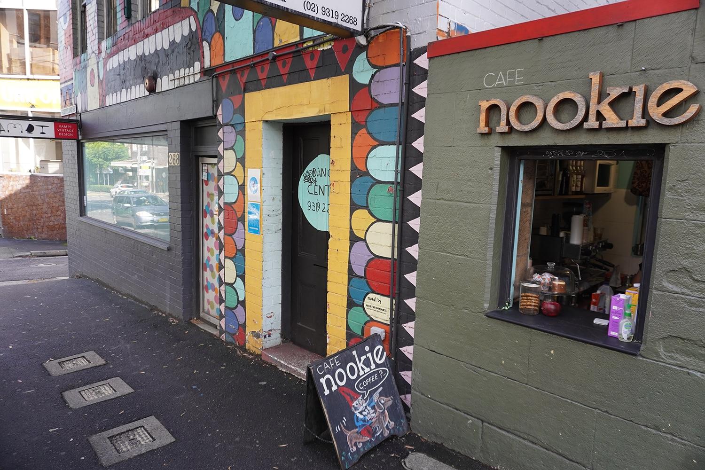 Cleveland Street Surry Hills Street Art Sydney Art Out Live Nick Hernandez (1)