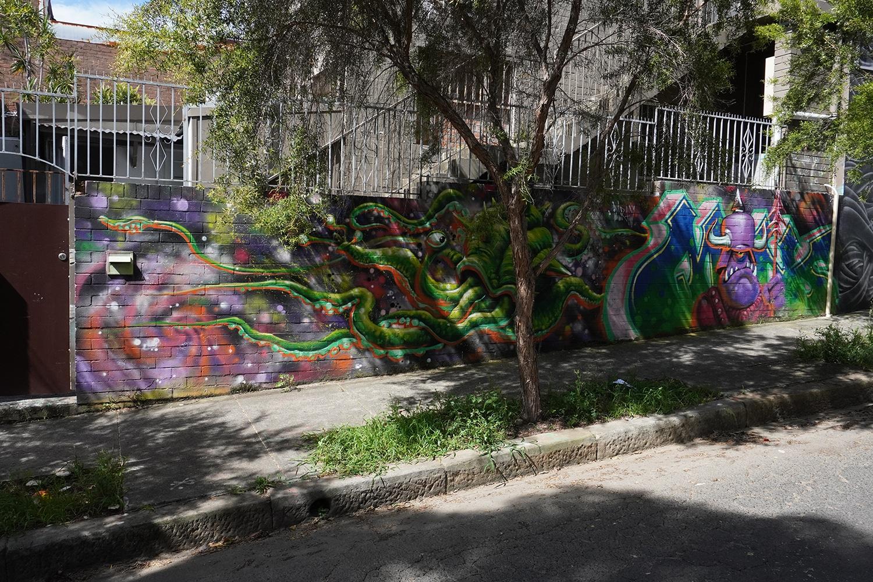 Newington Road Enmore Street Art Sydney Art Out Live (1)